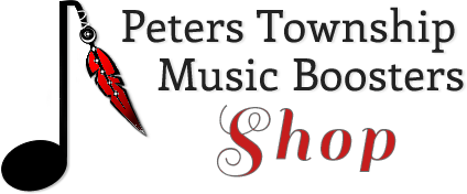 PT Music Boosters Shop Logo