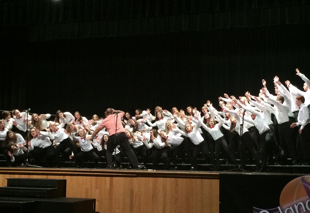 Symphonic choir
