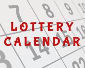 Lottery Calendar