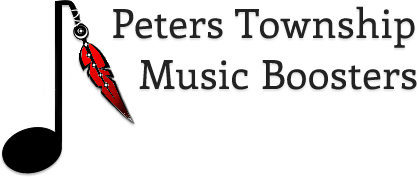 Peters Township Music Boosters Retina Logo