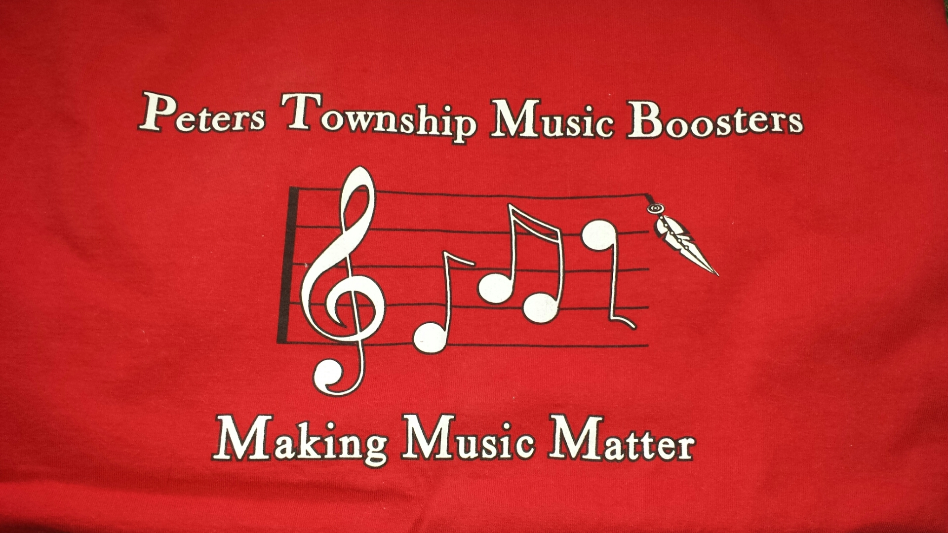 Booster t-shirt