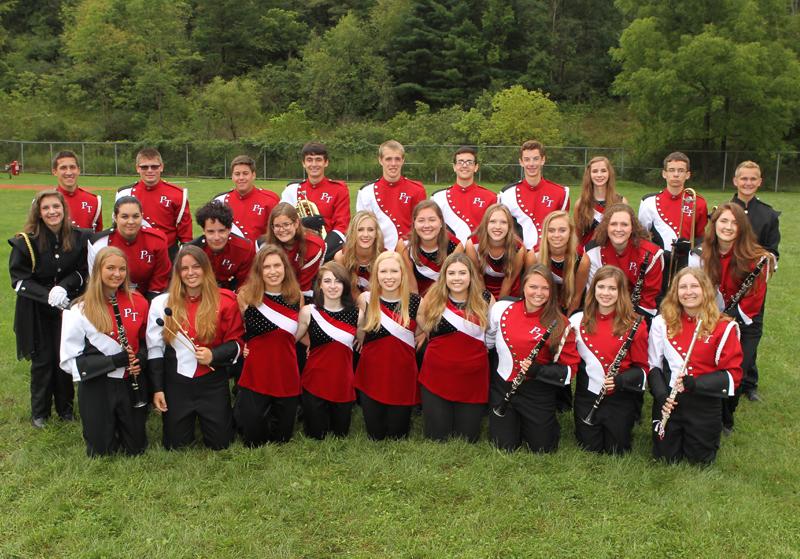 2017 Band Seniors