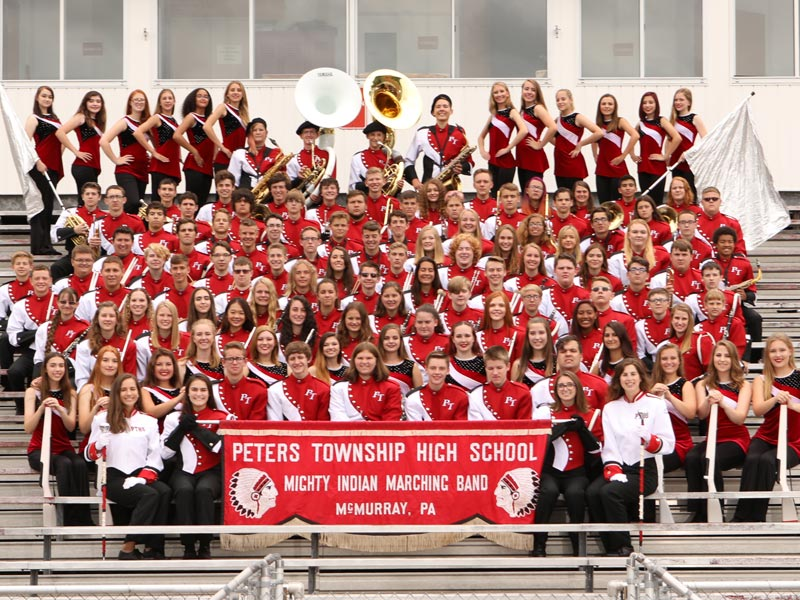 PT marching band